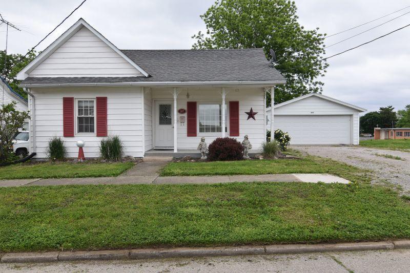 Residential for sale – 207  Virginia   Carrollton, MO