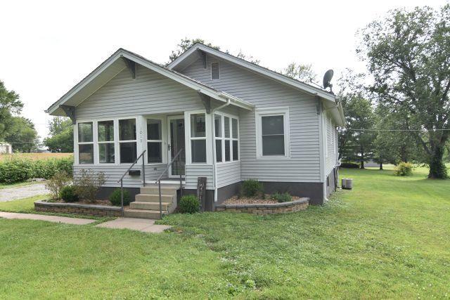 Residential for sale – 1013  PARK   Carrollton, MO