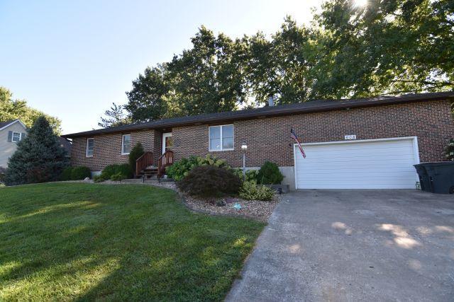 Residential for sale – 608  Santa Fe   Carrollton, MO