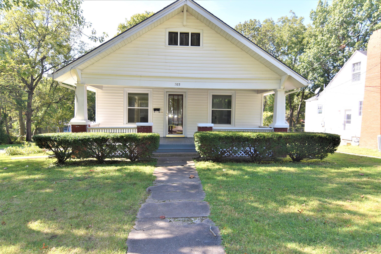 Residential for sale – 703 N Folger   Carrollton, MO