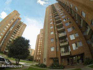 Apartamento En Arriendoen Bogota, Gratamira, Colombia, CO RAH: 18-324