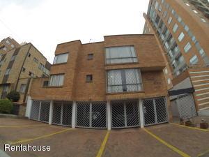 Apartamento En Ventaen Bogota, Los Cedros Oriental, Colombia, CO RAH: 18-391