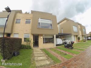 Casa En Arriendoen Chia, La Balsa, Colombia, CO RAH: 18-396