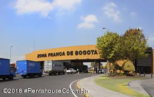 Bodega En Arriendoen Bogota, Zona Franca, Colombia, CO RAH: 18-240