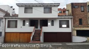 Casa En Ventaen Bogota, Santa Barbara Central, Colombia, CO RAH: 18-504