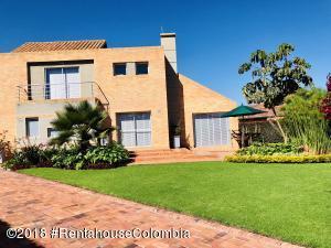Casa En Arriendoen Cajica, Vereda Canelon, Colombia, CO RAH: 18-570