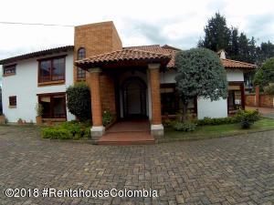 Casa En Arriendoen Bogota, San Jose De Bavaria, Colombia, CO RAH: 18-564