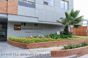 Apartamento En Ventaen Bogota, Nuevo Country, Colombia, CO RAH: 18-655