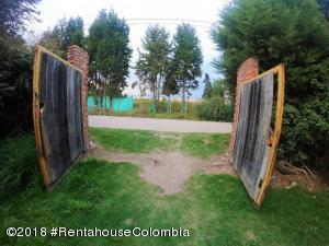 Terreno En Ventaen Cajica, Vereda Canelon, Colombia, CO RAH: 18-754