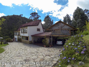 Casa En Ventaen La Calera, Vereda San Jose, Colombia, CO RAH: 19-122