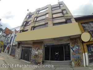 Edificio En Ventaen Bogota, Chapinero Central, Colombia, CO RAH: 19-399