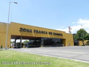 Bodega En Ventaen Bogota, Zona Franca, Colombia, CO RAH: 19-463