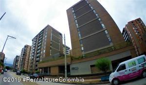 Apartamento En Arriendoen Bogota, Cantalejo, Colombia, CO RAH: 19-535