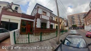 Casa En Arriendoen Bogota, Teusaquillo, Colombia, CO RAH: 19-546