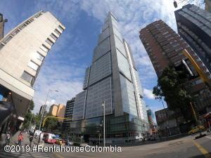 Oficina En Ventaen Bogota, Centro Administrativo, Colombia, CO RAH: 19-678