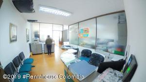 Oficina En Ventaen Bogota, San Victorino, Colombia, CO RAH: 19-689