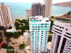 Apartamento En Ventaen Santa Marta, Rodadero, Colombia, CO RAH: 19-868