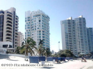 Apartamento En Ventaen Santa Marta, Rodadero, Colombia, CO RAH: 19-870