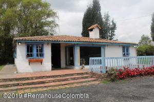 Casa En Ventaen Cajica, Rio Grande, Colombia, CO RAH: 19-899