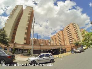 Apartamento En Ventaen Bogota, Nuevo Techo, Colombia, CO RAH: 19-983