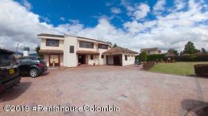 Casa En Ventaen Bogota, Guaymaral, Colombia, CO RAH: 19-988