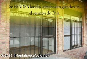 Local Comercial En Ventaen Chia, San Francisco, Colombia, CO RAH: 19-1024