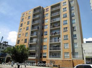 Apartamento En Arriendoen Bogota, Chapinero Central, Colombia, CO RAH: 19-1069