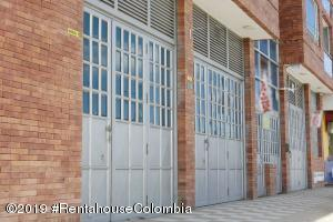 Bodega En Arriendoen Cajica, Vereda Canelon, Colombia, CO RAH: 19-1166