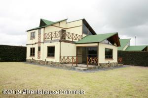 Casa En Ventaen Cajica, Vereda Canelon, Colombia, CO RAH: 19-1200