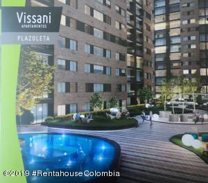 Apartamento En Ventaen Bogota, Salitre Occidental, Colombia, CO RAH: 19-1235