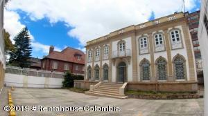 Casa En Arriendoen Bogota, El Nogal, Colombia, CO RAH: 19-1248