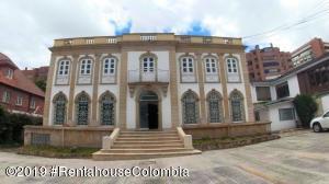 Casa En Ventaen Bogota, El Nogal, Colombia, CO RAH: 20-174