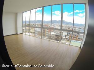 Apartamento En Ventaen Bogota, Santa Isabel, Colombia, CO RAH: 20-247