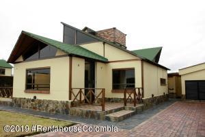 Casa En Ventaen Cajica, Vereda Canelon, Colombia, CO RAH: 20-280