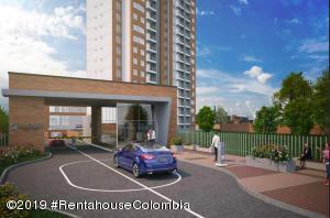 Apartamento En Ventaen Bogota, Colina Campestre, Colombia, CO RAH: 20-209