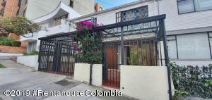 Casa En Ventaen Bogota, Chapinero Alto, Colombia, CO RAH: 20-307