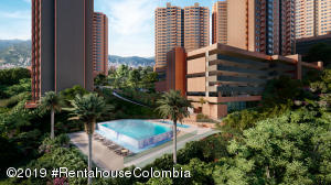 Apartamento En Ventaen Itagui, Centro De La Moda, Colombia, CO RAH: 20-402