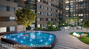 Apartamento En Ventaen Bogota, Salitre Occidental, Colombia, CO RAH: 20-358