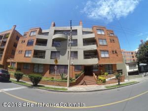 Apartamento En Ventaen Bogota, El Contador, Colombia, CO RAH: 20-429