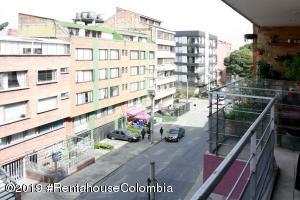 Apartamento En Ventaen Bogota, Chapinero Alto, Colombia, CO RAH: 20-617