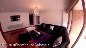 Apartamento En Arriendoen Bogota, Santa Bárbara, Colombia, CO RAH: 20-750