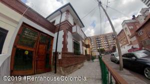 Casa En Ventaen Bogota, Teusaquillo, Colombia, CO RAH: 20-812