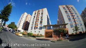 Apartamento En Ventaen Bogota, Julio Flores, Colombia, CO RAH: 20-826