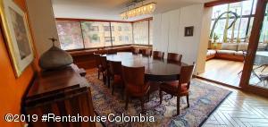 Apartamento En Ventaen Bogota, El Nogal, Colombia, CO RAH: 20-963