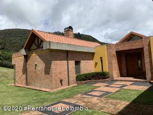 Casa En Ventaen La Calera, Vereda El Salitre, Colombia, CO RAH: 20-1011