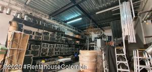 Bodega En Ventaen Bogota, Las Ferias Occidental, Colombia, CO RAH: 20-1014