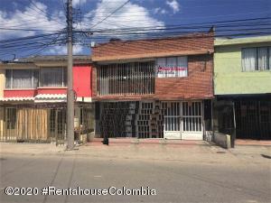 Casa En Ventaen Zipaquira, San Carlos, Colombia, CO RAH: 20-1090