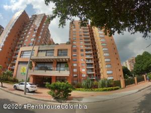 Apartamento En Arriendoen Bogota, Mazuren, Colombia, CO RAH: 20-1069