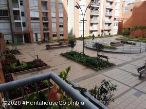 Apartamento En Arriendoen Bogota, Verbenal, Colombia, CO RAH: 20-1106