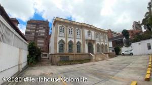 Casa En Ventaen Bogota, El Nogal, Colombia, CO RAH: 20-1165